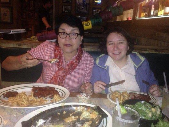 Flanigan's Seafood Bar and Grill: Super rib