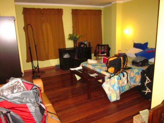 Churup Guest House: Our room