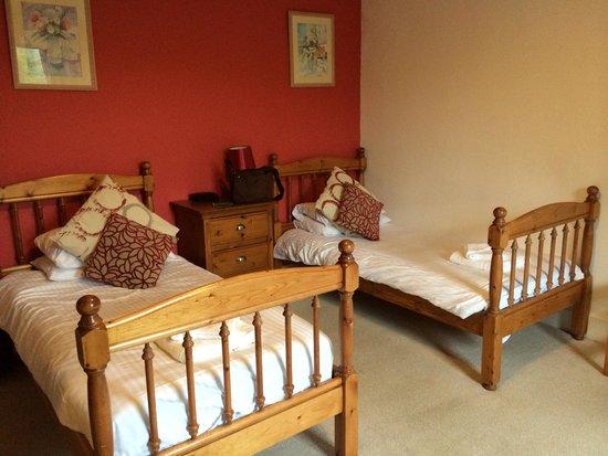The Strathardle Inn : Room
