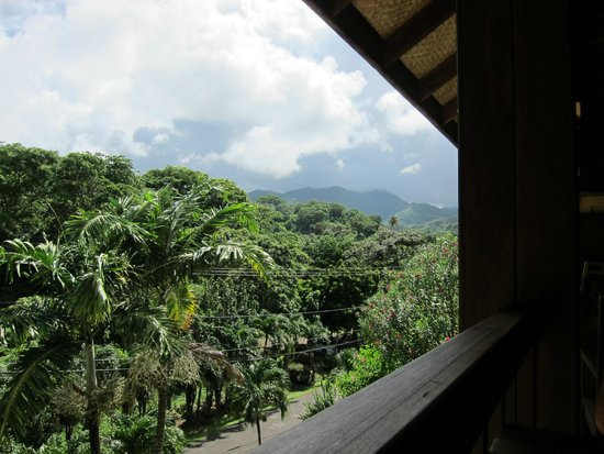Belmont, Grenada: view