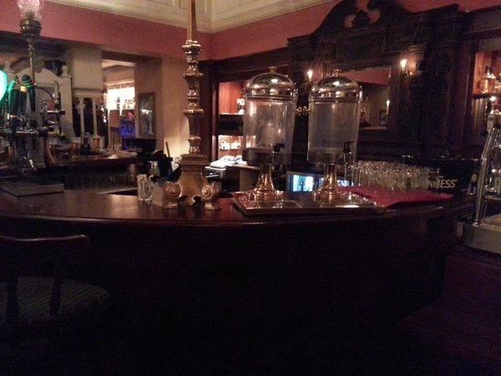 The Bar Area at the Munster Bar