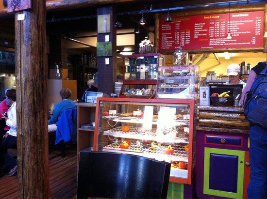 Jackson Hole Roasters: Good stop for coffee.