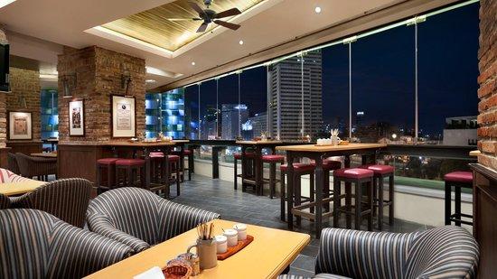Paulaner Brauhaus: Paulaner Restaurant Panoramic Lounge