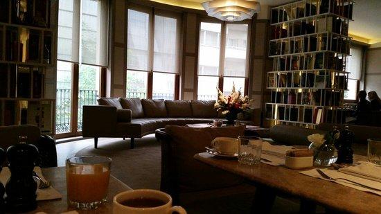 The House Hotel Nisantasi : Lobby lounge