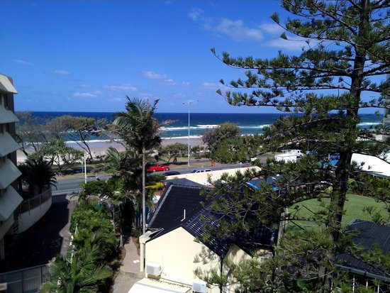 Kupari Boutique Apartments : view from room 15