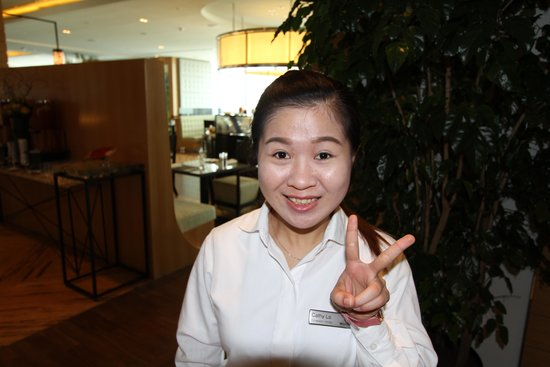 The Westin Singapore: Cathy from Seasonal Tastes
