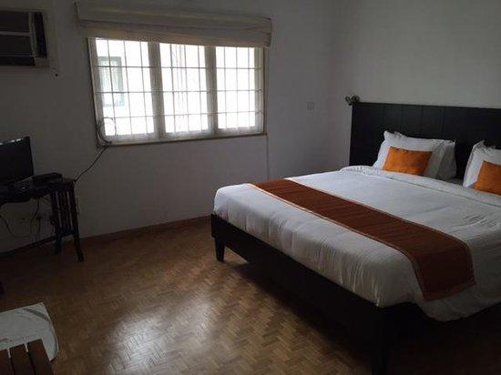 Footprint Bed & Breakfast: Room on 3rd floor - 3B