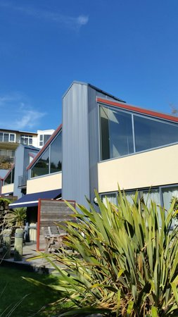 The Moorings : the apartments