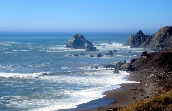 Bodega Highlands - Amazing Views of Pacific Ocean, Jenner, Ca