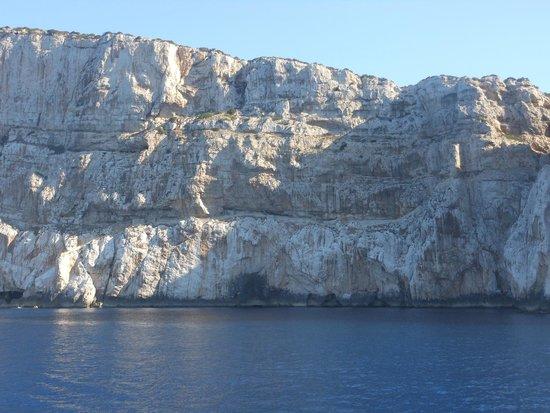 Capo Caccia Vertical Cliffs: La falesia