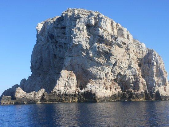 Capo Caccia Vertical Cliffs: Il capo
