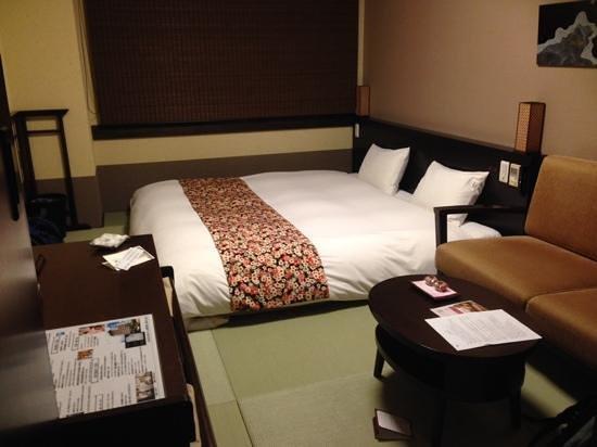 هيدا هاناستونيو تاكاياما أوان: Our beautiful room.