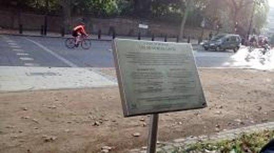 The Memorial Gates: Memorial