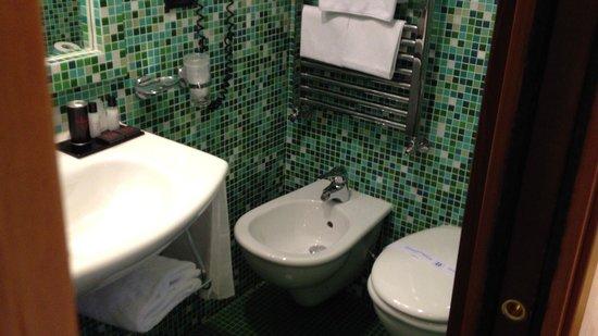 Hotel River : 洗面所