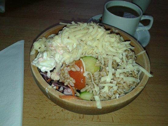 Crumbs Kitchen: Large salad bowl