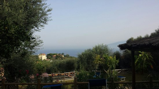 Casale Antonietta: View