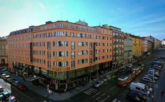 Hotel Belvedere  Prague  R U00e9publique Tch U00e8que    Voir Les