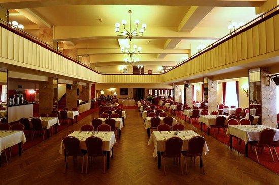 Hotel Belvedere: Breakfast restaurant