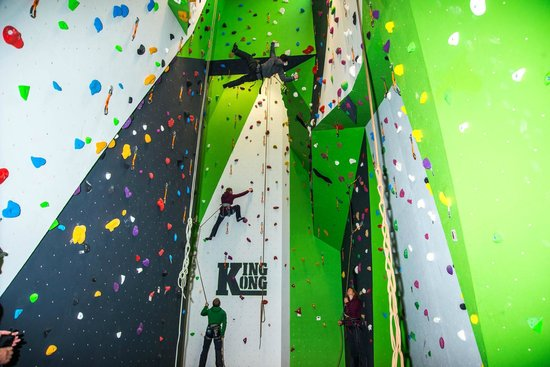 King Kong Climbing Centre
