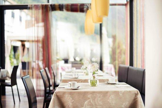 Skihotel Galzig: Frühstücksraum 2