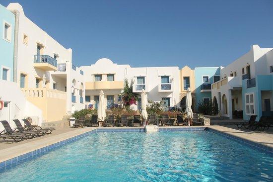 Kouros Village : The hotel complex