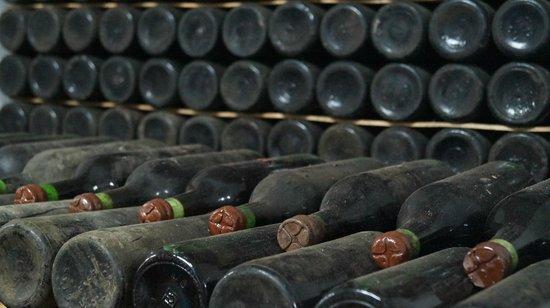 Massandra Winery: в подвалах