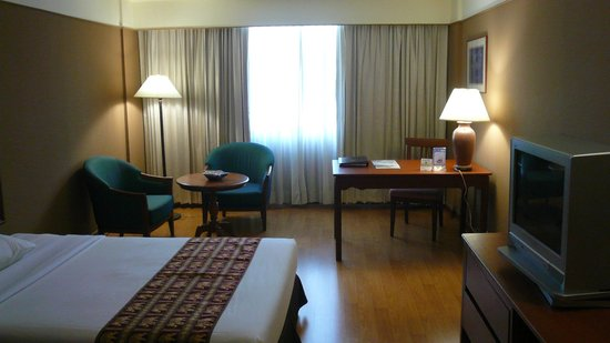 The Twin Towers Hotel: 部屋の中