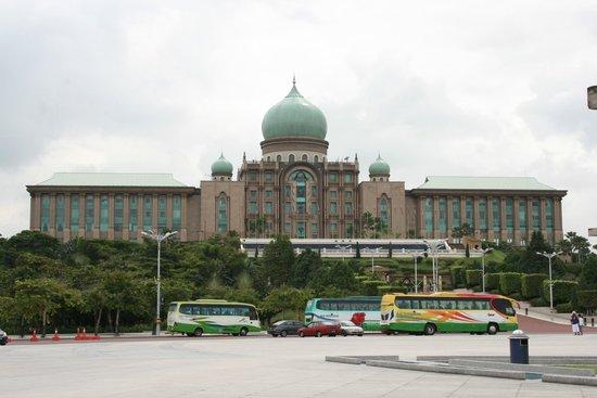 Perdana Putra: 首相官邸