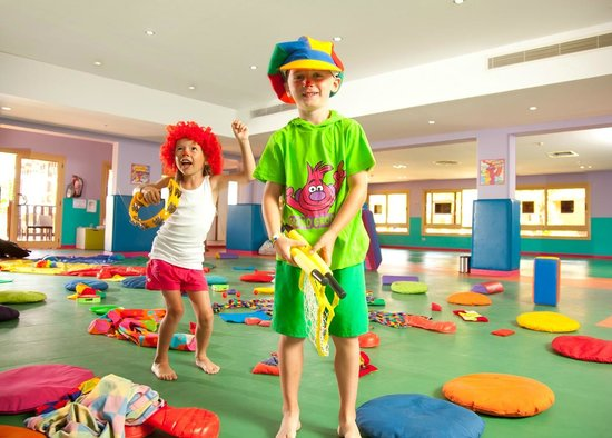 Coral Sea Holiday Village: Kids Club