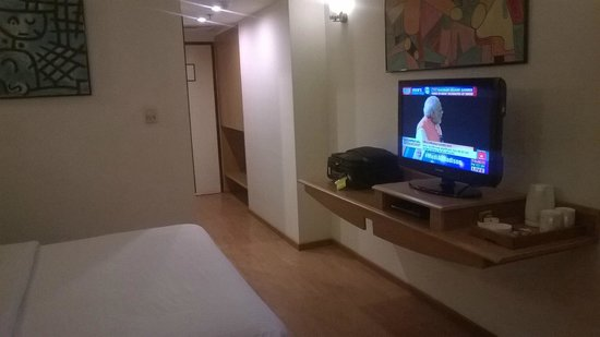 Lemon Tree Hotel, Ahmedabad: Room