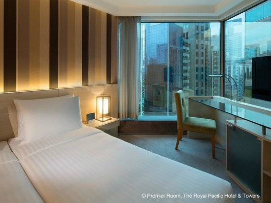 The Royal Pacific Hotel & Towers: Premier Room