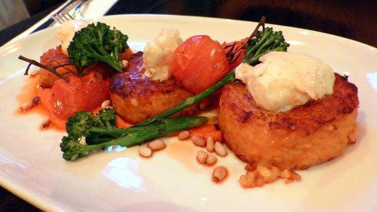 Emporium Eatery & Bar  - Risotto dish