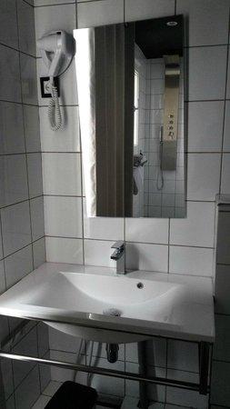 Hotel Baby: Ванная