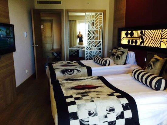 Delphin Imperial Hotel Lara: Zimmer