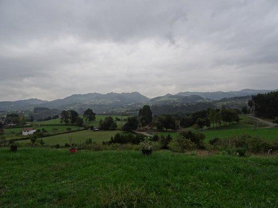 Apartamentos Rurales El Mirador de Cazanes: Vistas