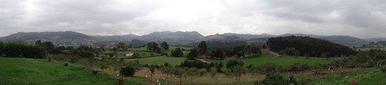 Apartamentos Rurales El Mirador de Cazanes: vista panorámica