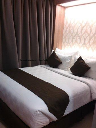 GP Hotel Mega Kuningan: Comfy Bed