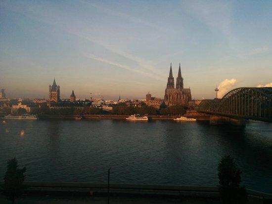 Hyatt Regency Cologne: The view you can ahve