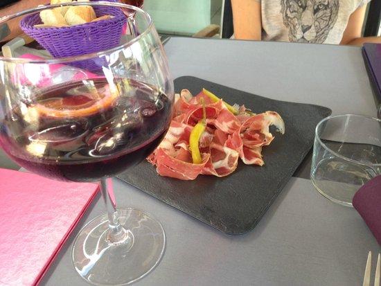 La Table de Florence : Tapas à l'apéro