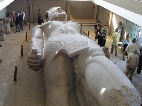 Statue of Ramesses II: Immenso