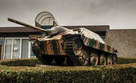 Musée Mémorial de la Bataille de Normandie : Hetzer