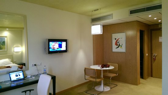 Crowne Plaza Padova: Junior Suite