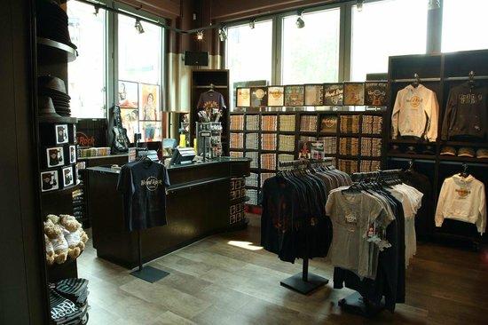 Rock Shop Bild Von Hard Rock Cafe Köln Tripadvisor
