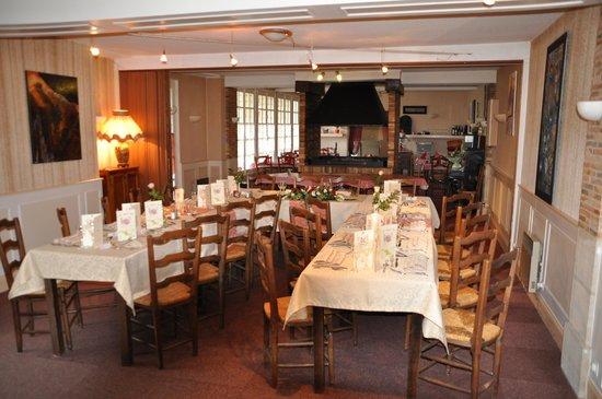 Auberge de Varaville : Super Table pour mon mariage