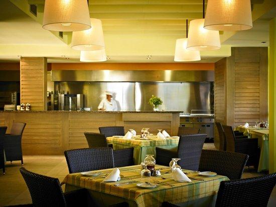 Protur Bonaire Aparthotel: Restaurant