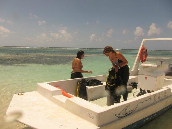 Pepe Dive Mahaual: Preparandonos para la immersión