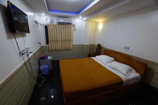 M.G.M. Hotel: 部屋