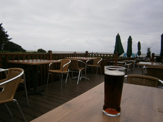The Ancient Mariner Inn: View from deck