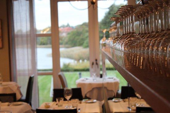 Villa Kallhagen: Restaurant