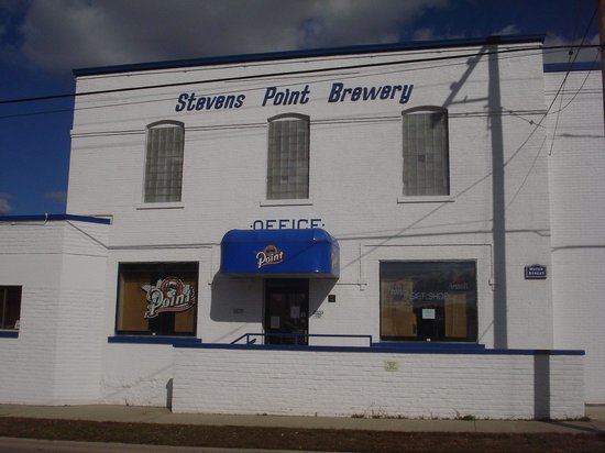 Stevens Point Brewery: Outside